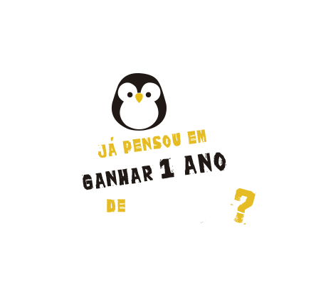 1 Ano de Le Pinguê Grátis