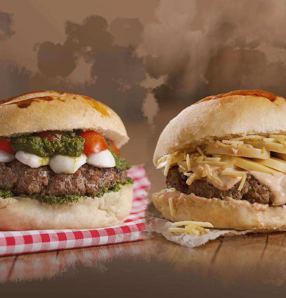 Especiais do Mês - Toscana Burger e Queijo Coalho