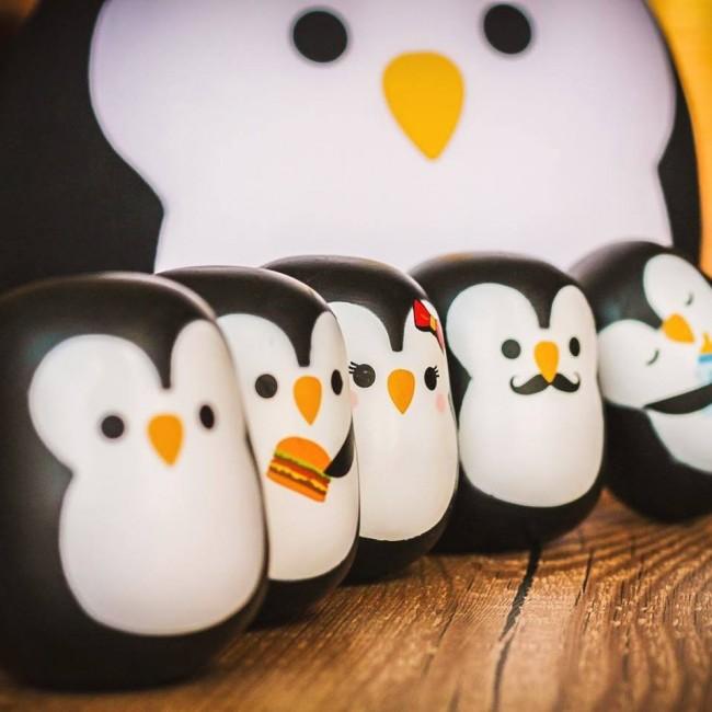 A diversão continua quando o lanche acaba - Le Pinguê