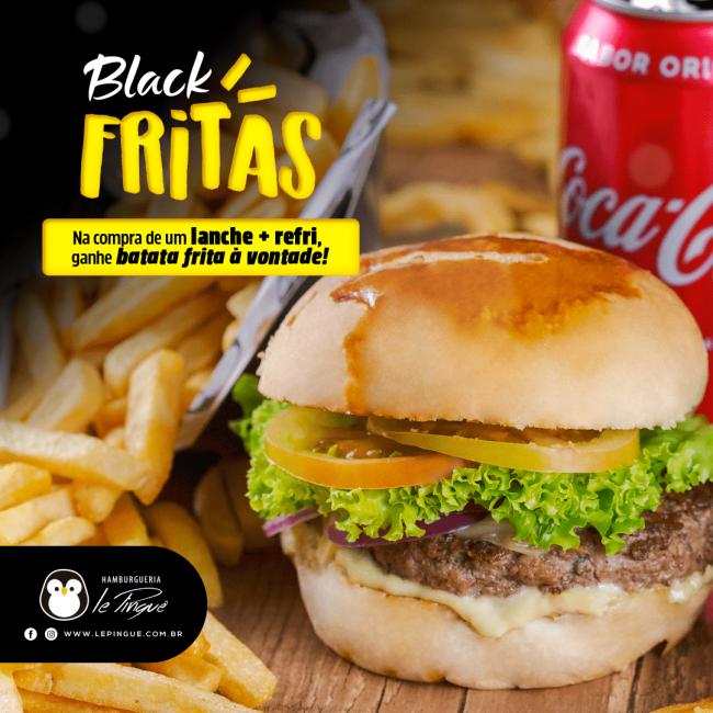 Black Fritas Le Pinguê