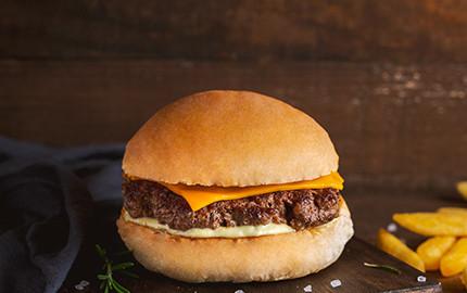 O Melhor Cheeseburger