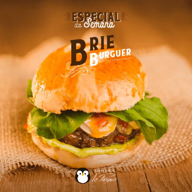 Especial da Semana - Brie Burguer