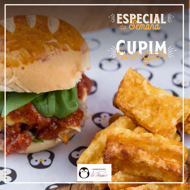Especial da Semana - Cupim Burger