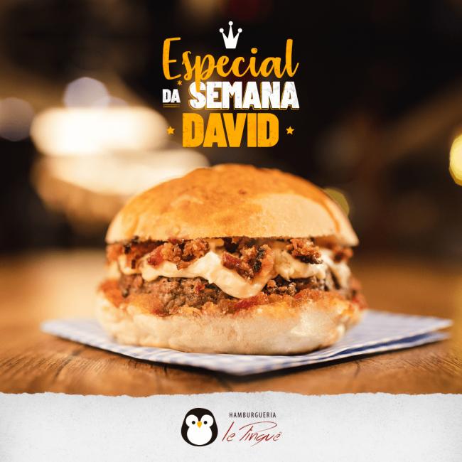 Especial da Semana - David